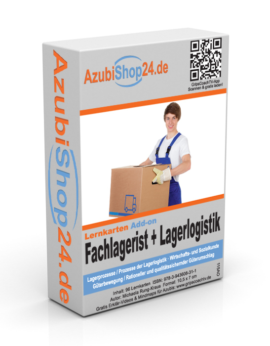 Add-on-Lernkarten Fachlagerist/Fachlageristin
